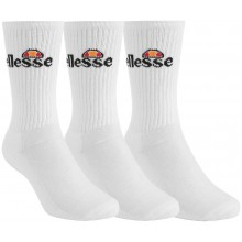 3 PAIRS OF ELLESSE SPORT ARROM SOCKS