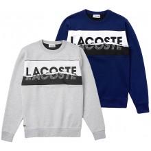 LACOSTE SWEAT TOP