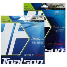 TOALSON RENCON DEVIL SPIN (12 METRES) STRING PACK