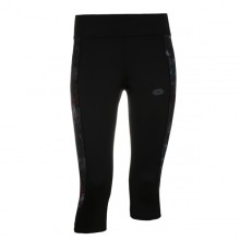 WOMEN'S LOTTO 3/4 SUPERRAPIDA TIGHTS