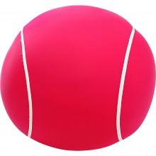 """FUCHSIA """" TENNIS BALL """" LARGE SIZE 80CM BEAN BAG CHAIR"""