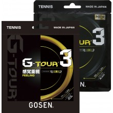 GOSEN G-TOUR 3 (12 METRES) STRING PACK