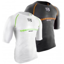 COMPRESSPORT RACKET COMPRESSION T-SHIRT