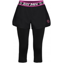 WOMEN'S BIDI BADU KARA TECH 2 IN 1 LEGGINGS SHORTS