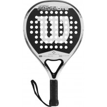 USED PADEL RACQUET: WILSON CARBON FORCE LITE