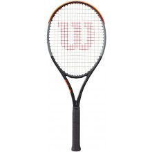 WILSON BURN 100 V4.0 BLACK EDITION RACQUET (300 GR)
