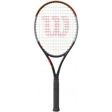 WILSON BURN 100LS V4.0 BLACK EDITION RACQUET (280 GR)