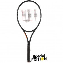 WILSON BURN 100 COUNTERVAIL BLACK EDITION RACQUET (300 GR)