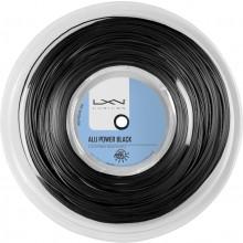 LUXILON BIG BANGER ALU POWER BLACK STRING REEL (220 METERS)
