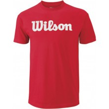 WILSON SCRIPT COTTON T-SHIRT
