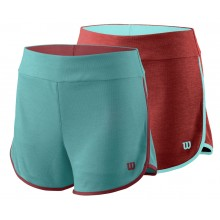 "JUNIOR GIRLS' WILSON CORE 3.5"" SHORTS"