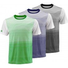 WILSON TEAM STRIPED T-SHIRT