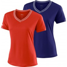 WOMEN'S WILSON TEAM V COLLAR T-SHIRT
