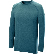 WILSON SEAMLESS CREW LONG-SLEEVE T-SHIRT