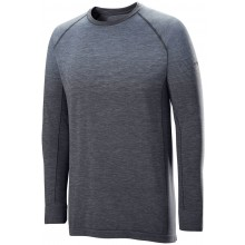 WILSON LONG SLEEVED SEAMLESS CREW T-SHIRT