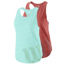 WOMEN'S WILSON STENCIL TECH TANK TOP