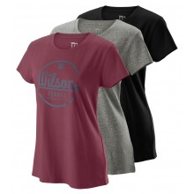 WOMEN'S WILSON LINEAGE TECH T-SHIRT