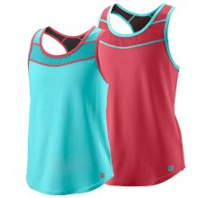 JUNIOR GIRLS' WILSON CORE TANK TOP