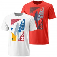 WILSON GEO PLAY TECH T-SHIRT