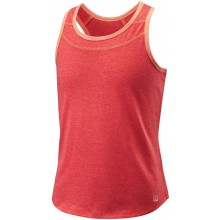 JUNIOR GIRLS' WILSON COMPETITION TANK TOP