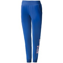 WOMEN'S WILSON SCRIPT COTTON JOGGER PANTS
