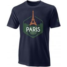 WILSON PERFORMANCE PARIS T-SHIRT