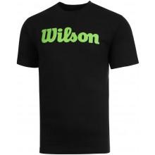WILSON TRAINING SCRIPT TECH T-SHIRT