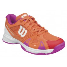 CHAUSSURES WILSON JUNIOR RUSH PRO 2.5 TOUTES SURFACES
