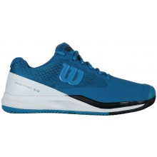 WILSON RUSH PRO 3.0 CLAY COURT SHOES