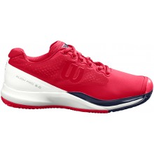 WOMEN'S WILSON RUSH PRO 3.0 CLAY COURT SHOES