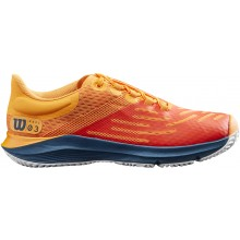 JUNIOR BOYS' WILSON KAOS 3.0 ALL COURT SHOES
