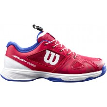JUNIOR GIRLS' WILSON RUSH PRO ALL COURT SHOES