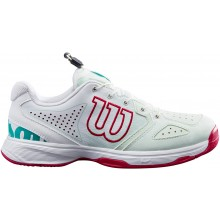 JUNIOR GIRLS' WILSON KAOS ALL COURT SHOES