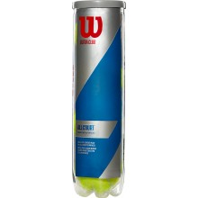 CAN OF 4 WILSON ULTRA CLUB BALLS