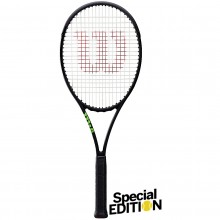 WILSON BLADE 98 16x19 COUNTERVAIL BLACK PACK RACQUET