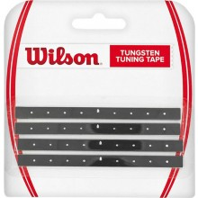 LEAD BANDS OF WILSON TUNGSTEN TUNING TAPE