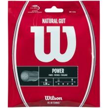 WILSON NATURAL GUT (12.2 METERS) STRING PACK