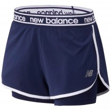 WOMEN'S NEW BALANCE 2IN1 SHORTS