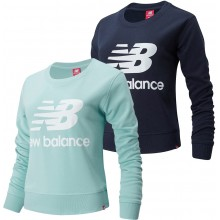 WOMEN'S NEW BALANCE LIFESTYLE SWEAT TOP