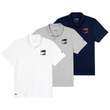 LACOSTE DJOKOVIC FAN CAPSULE POLO