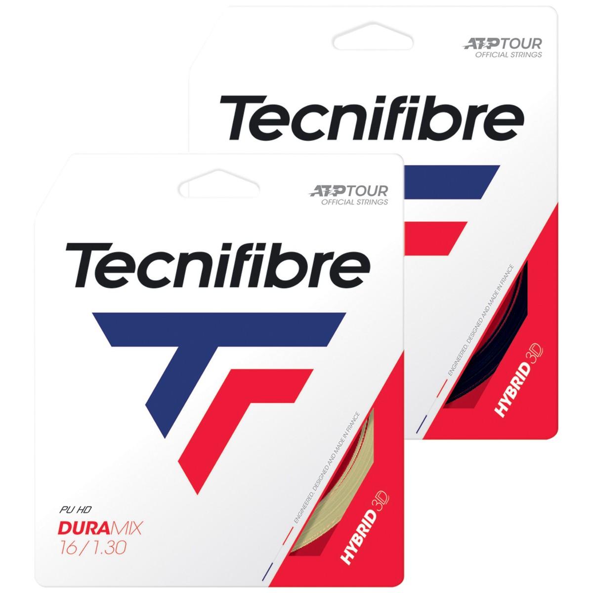 TECNIFIBRE DURAMIX HD (12 METRES) STRING PACK