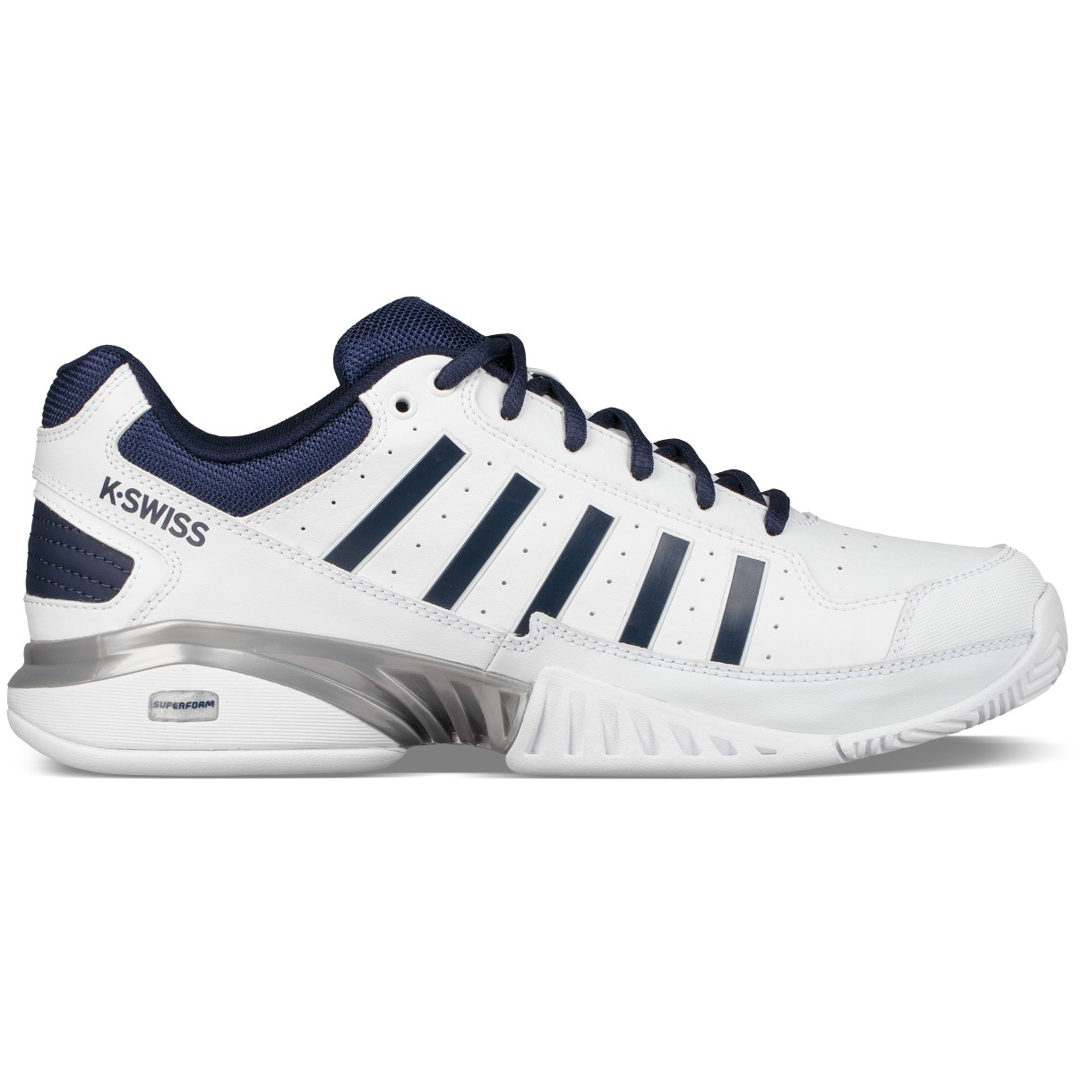 K-SWISS RECEIVER IV ALL COURT SHOES - K