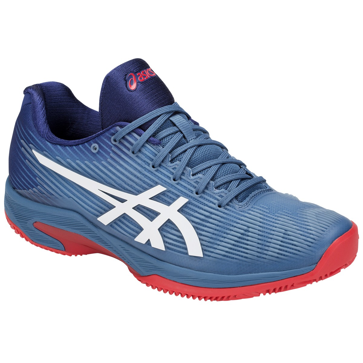 ASICS SOLUTION SPEED FF CLAY SHOES + b0881d37b73ea