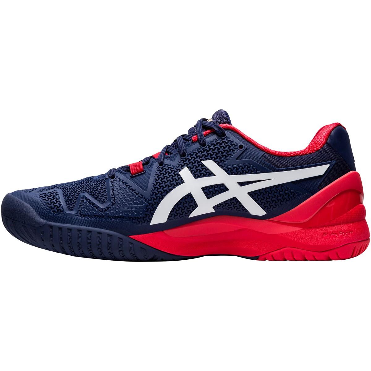ASICS GEL RESOLUTION 8 ALL COURT SHOES - ASICS - Men's - Shoes ...