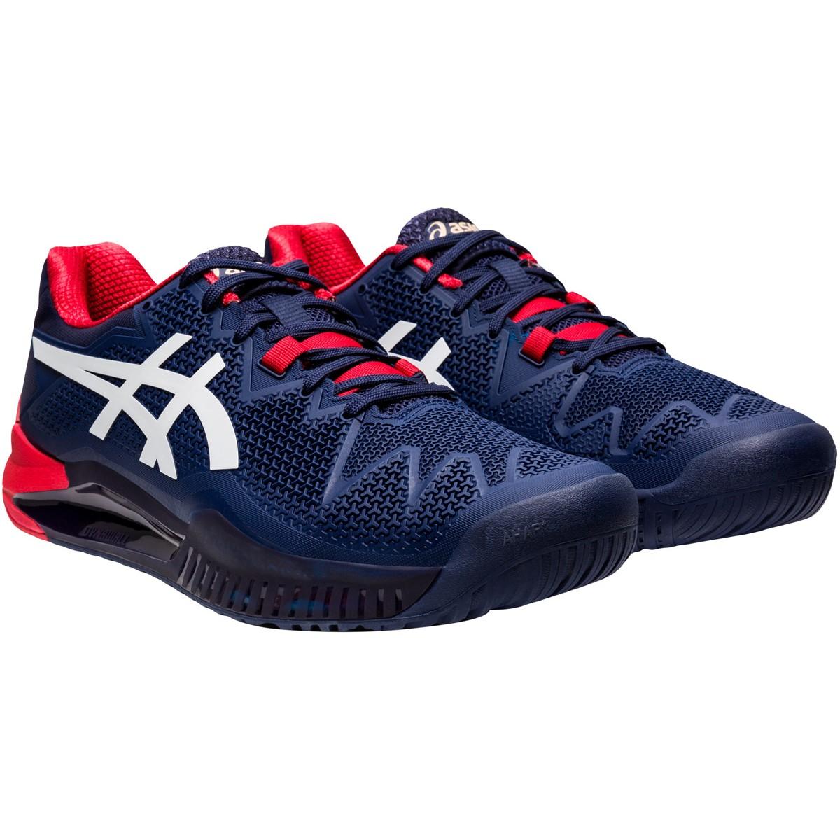 chaussures homme asics gel resolution 8