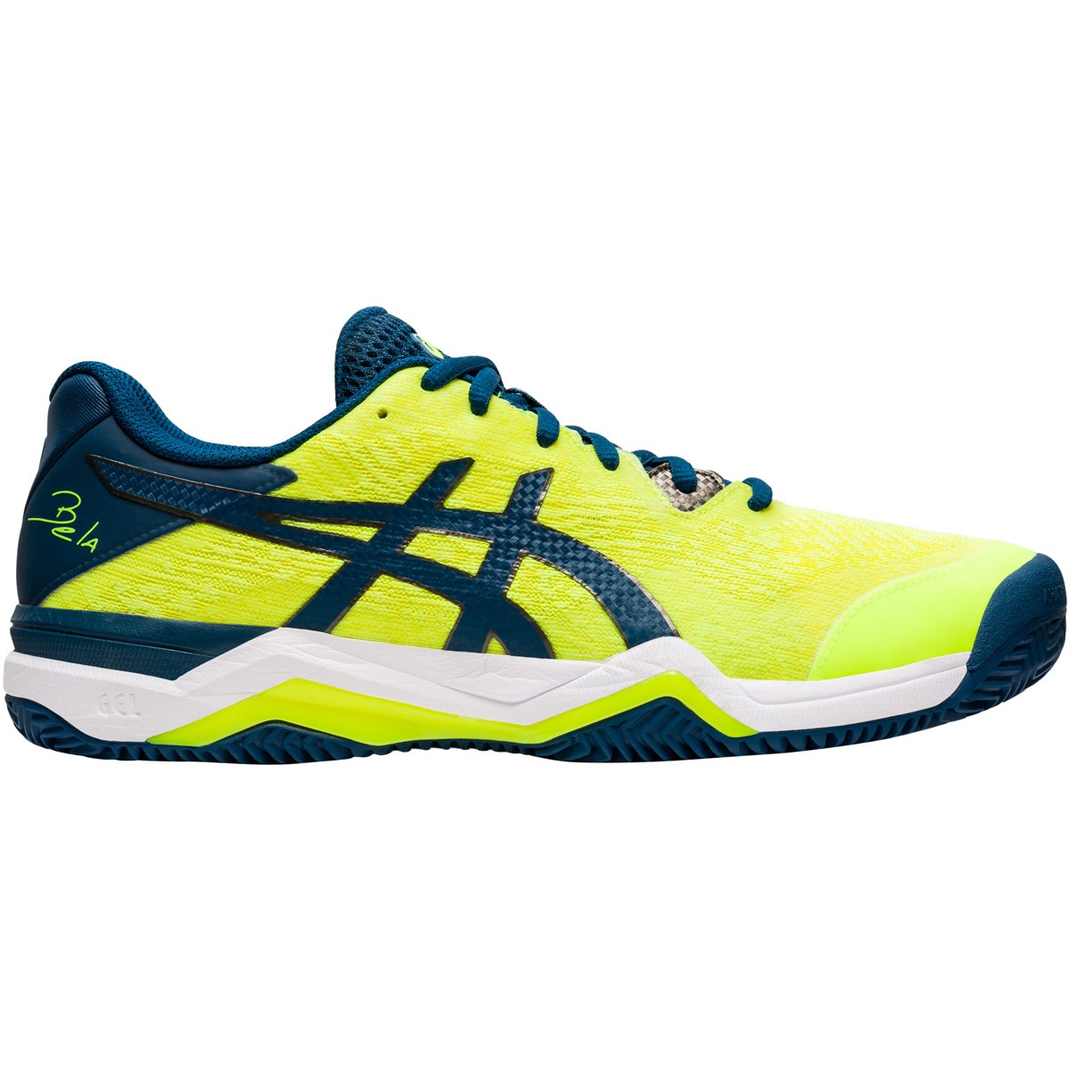 Baño pistola Interpretar  ASICS PADEL GEL BELA 7 SHOES - ASICS - Men's - Shoes | Tennispro