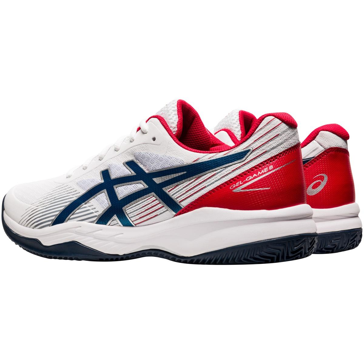 ASICS GEL GAME 8 CLAY COURT SHOES - ASICS - Men's - Shoes | Tennispro