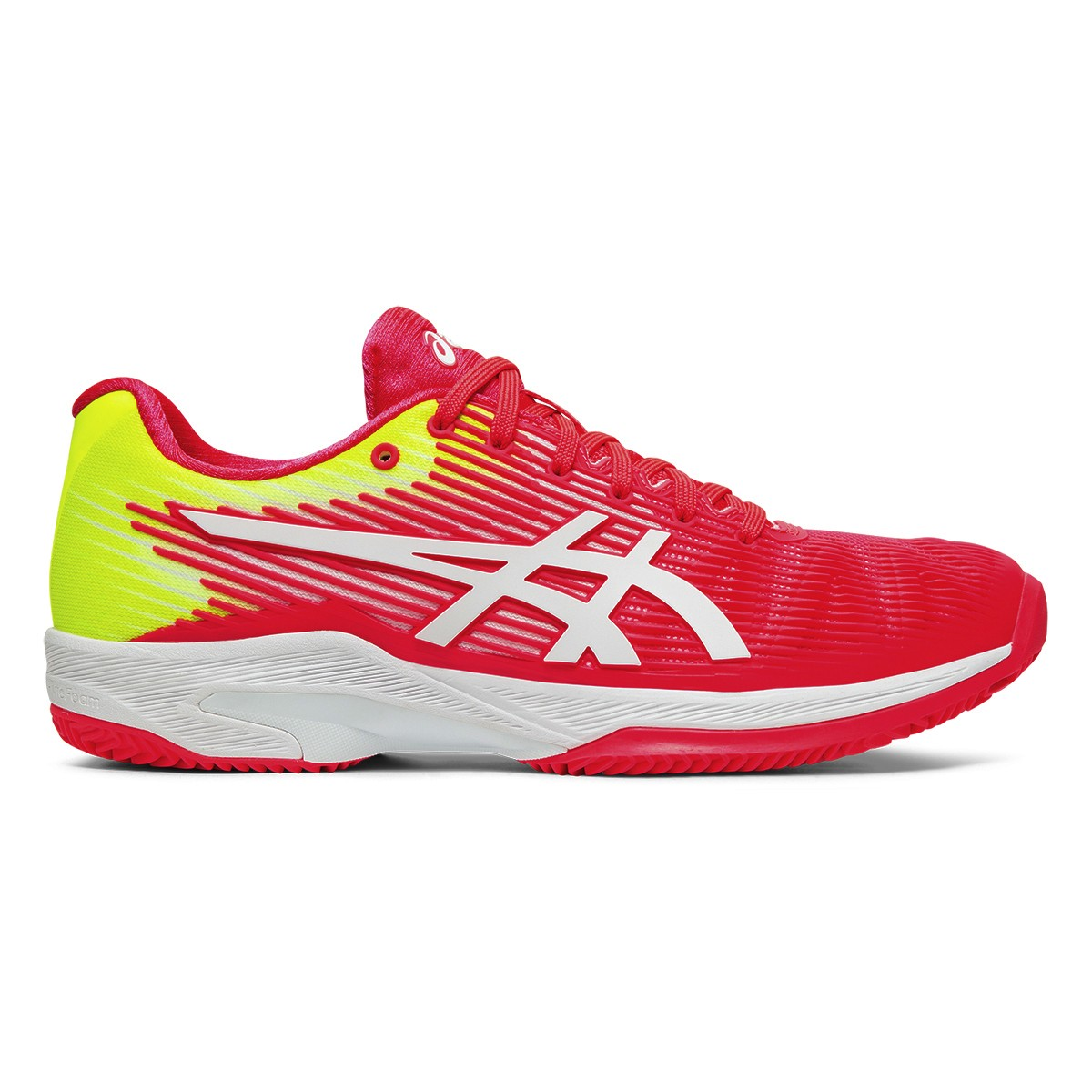 Asics Womens Solution Speed FF Limited Edition Tennis Shoes Black Sports
