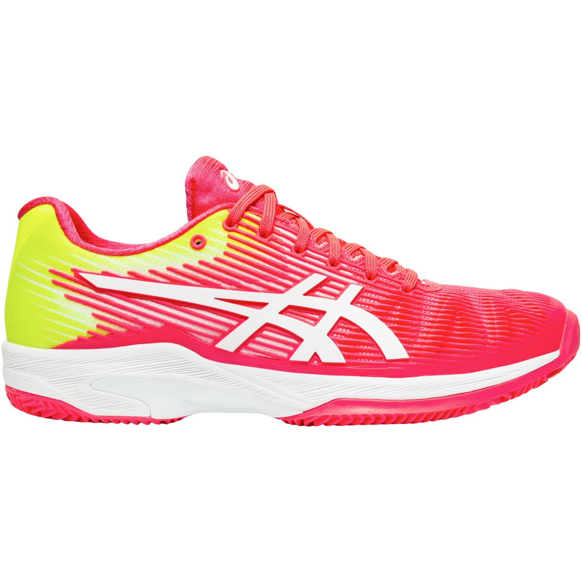 WOMEN'S ASICS SOLUTION SPEED FF CLAY