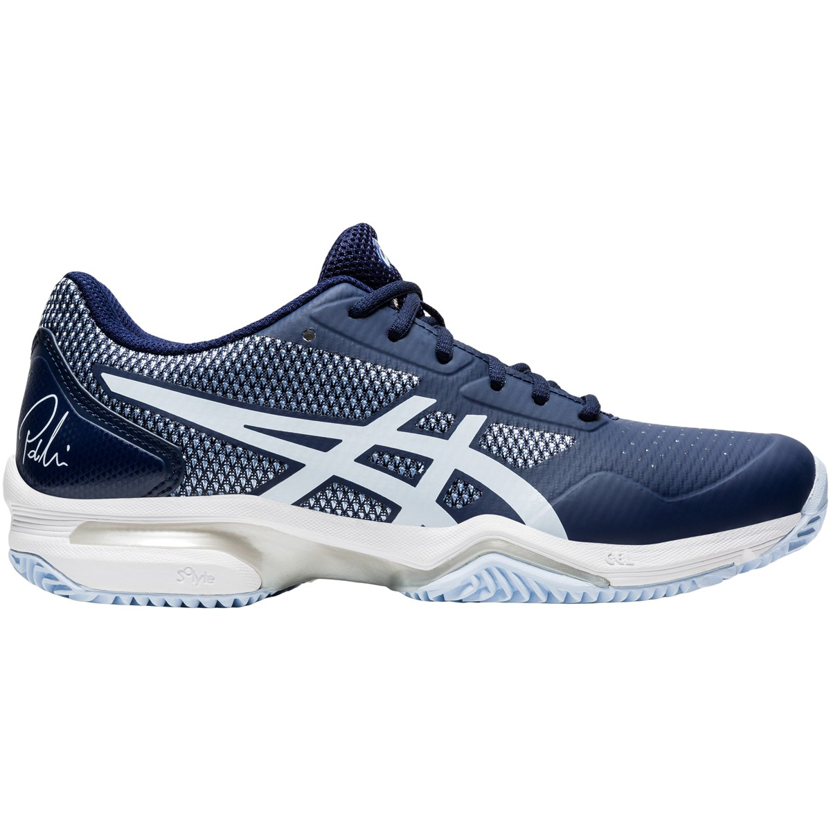 WOMEN'S ASICS GEL LIMA PADEL/CLAY COURT SHOES - ASICS - Shoes ...